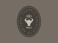 No Bull Roasters – Badge graphic