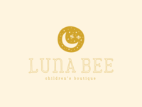Luna Bee Children's Boutique | Brand Design