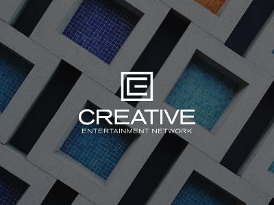 Creative negative space network entertainment ce cen creative
