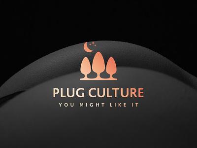 Plug Culture tree plug logo