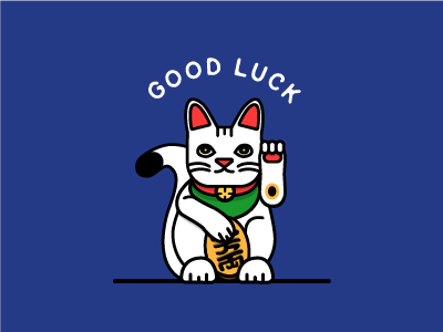 Lucky Cat good luck first shot lucky cat japan debut