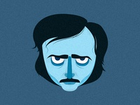 #DailyVector A Tribute to Edgar Allan Poe