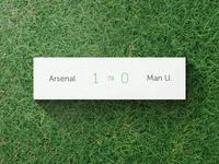 Compact Score View
