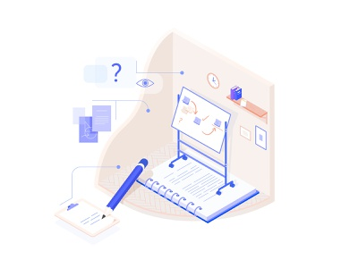 Workshops workshops isometric vector abstract character outline illustration animation future design branding design systems mobile print product design typogaphy web design building