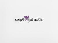 Copenhagen Escort - Logo Design