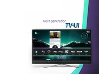 Next Generation - TV UI