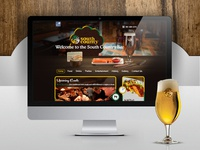 Southcountry Pub - Web Design