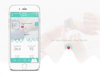 Hopp - App UI/UX