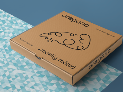 Pizza Box Design 3 design packaging box design graphic design branding