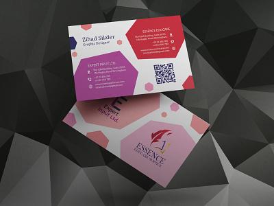 Duel Logo - Business Card business card idea double logo business card id card graphic design branding duel co. business card duel company business card two logo business card duel logo business card duel logo business card