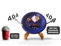 404 Graphic