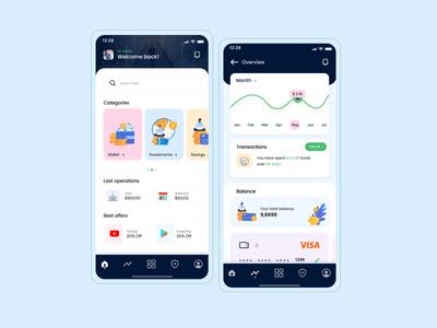 Payment App e-pay wallet app