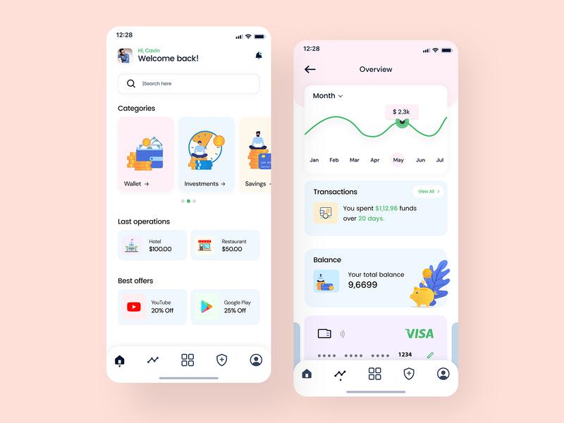 Payment/Wallet App wallet app payment app
