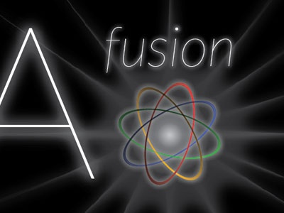 Fusion logo iteration google analytics
