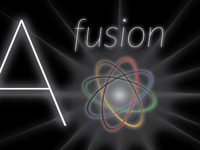 Fusion logo iteration google analytics