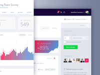 Jumbo - Dashboard Web App