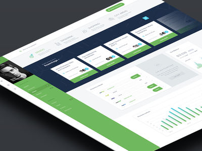 Events menagement dashboard web ux ui stats mobile interface graph glyph form dashboard app analytics