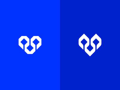 More Ideas personal branding minimal simple logo brand blue s c cs