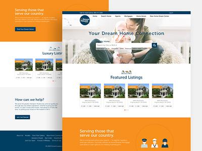 Website Redesign design web design