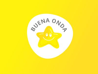 Buena Onda Logo design logo illustration
