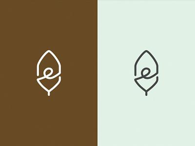Unchosen Elaine Losinio Logo Concept branding minimal logo design
