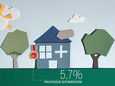 A data story in stop-motion motion texture tree illustration paper frames video stop motion