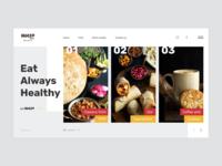 Hocco Eatery Website Design