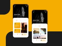 Social App iOS13