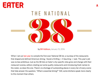 Eater: The National 38