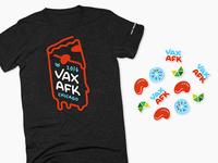 Vax/AFK 2016 Branding