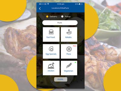 Food App Assignment