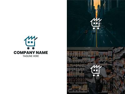 Property business logo logo graphic design design branding