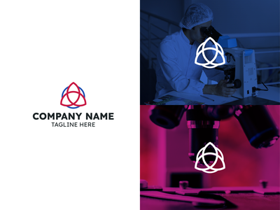 Research logo logo graphic design design branding