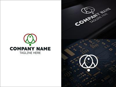 Logo Rocket logo graphic design design branding
