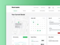 Rent-tastic Renters Dashboard