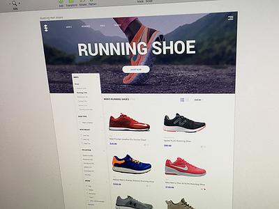 Shoe_Listing shoe listing shoe store nike product product details shoe ecommerce ecommerce adidas sport shoe shop shop landing