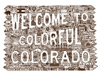 Welcome to Colorful Colorado Iconoflage