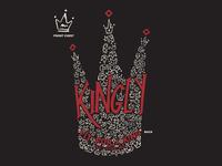 Kingly Tee Design