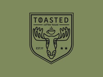 Moose Badge