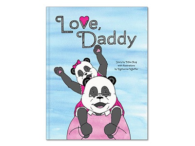 """""""Love, Daddy"""" cover"""