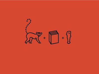 Ringtail Book Club ringtail lemur book club literacy