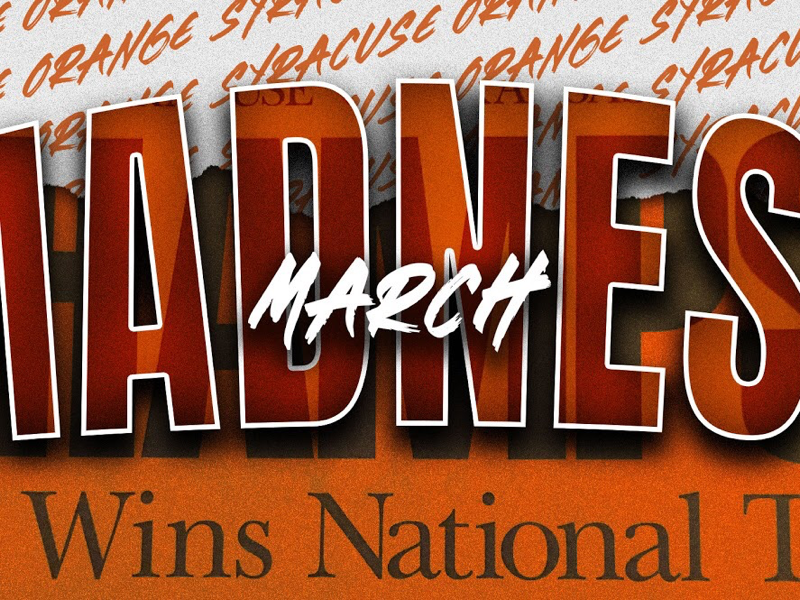 Syracuse March Madness design smsports basketball syracuse adobe