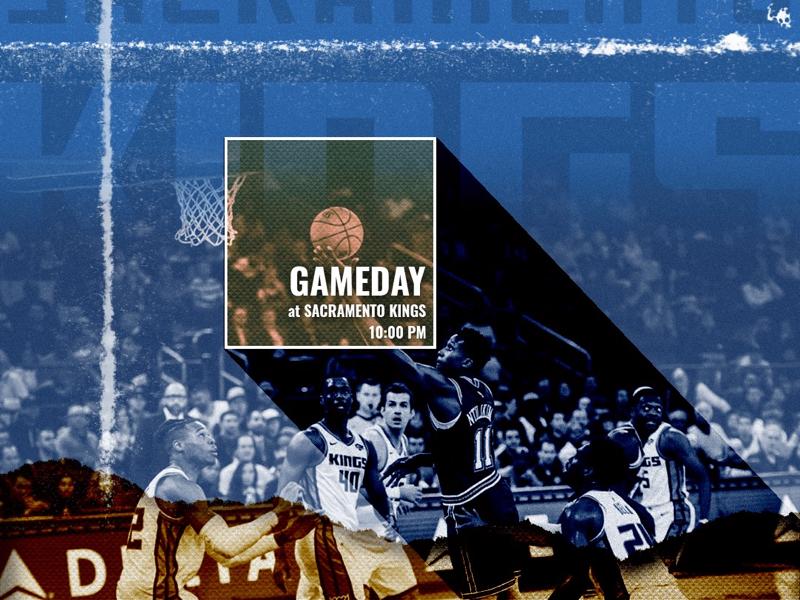 Knicks vs. Kings: 12/13 basketball sports knicks nba graphic