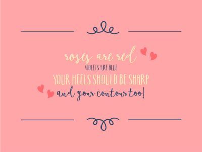 A Galentine's Day card card galentines valentines