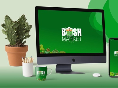 E-commerce Logo design graphic design branding logo ui