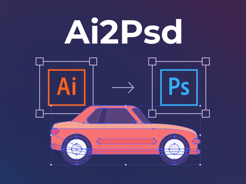 Ai2Psd [Free AI script] vector javascript freebie export tools plugin free