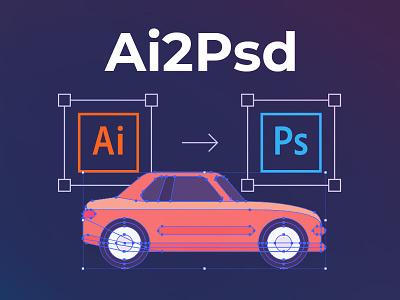 Ai2Psd [Free AI script] vector javascript freebie export tools plugin free