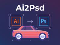 Ai2Psd [Free AI script]