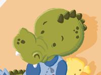 Baby Croc 2