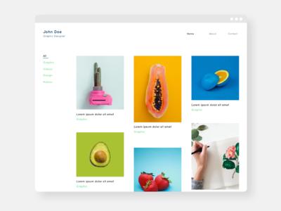Web Page Design | Portfolio